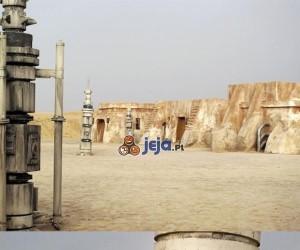 Porzucony plan kręcenia Gwiezdnych Wojen w Tunezji