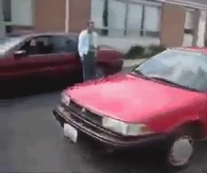 Parkowanie po mistrzowsku