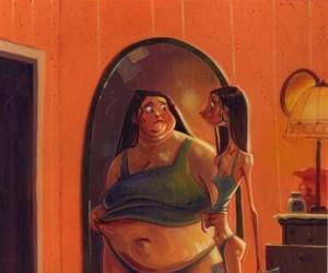 Ja w lustrze