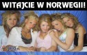 Mamo, wyjeżdżam do Norwegii!
