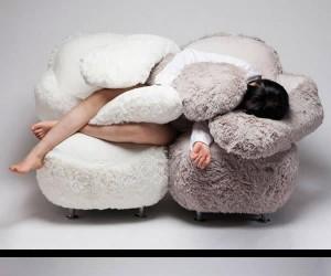 Nigdy więcej forever alone! Przytulaśna sofa dla każdego.