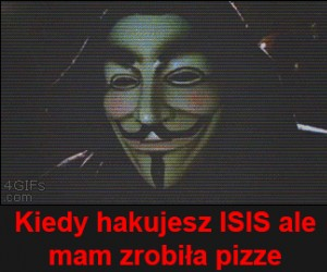 Hakowanie ISIS
