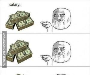Gdzie moja wypłata?