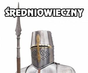 Średniowieczny Iron Man