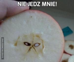 Nie jedz mnie!