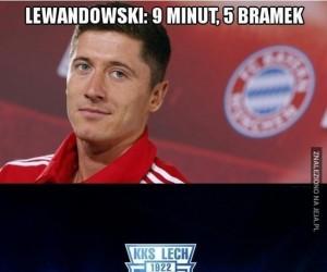 Lewy vs Lech