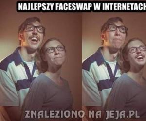 Najlepszy faceswap w internetach