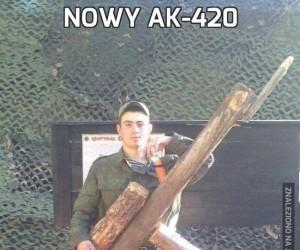 Nowy AK-420