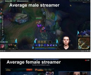 Gracze faceci vs dziewczyny