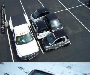 Perfekcyjne parkowanie