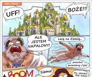 Zeus, jakiego nie znacie