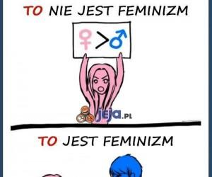 Feminizm to nie demonstracje i okrzyki