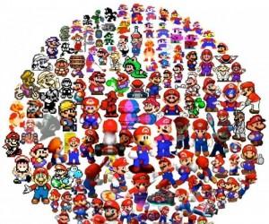 Wszystkie wcielenia Mario