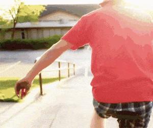 Triki na monocyklu