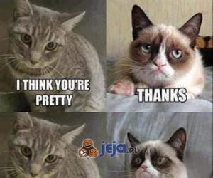 """""""Myślę, że jesteś ładny..."""""""