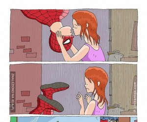 Krótka historia Spidermana