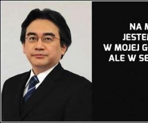 11 lipca odszedł Satoru Iwata, prezes Nintendo