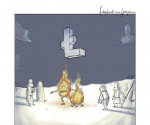 Podłożył ogień