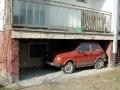 Garaż pod malucha
