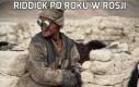 Riddick po roku w Rosji