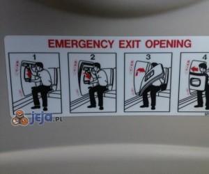 Wyjście ewakuacyjne