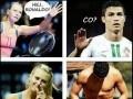 Hej, Ronaldo!