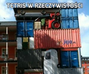 Tetris w rzeczywistości