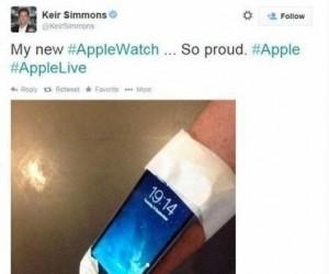 Zegarek Apple