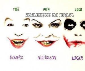 Aktorzy, którzy grali Jokera