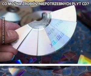 Co można zrobić z niepotrzebnych płyt CD?