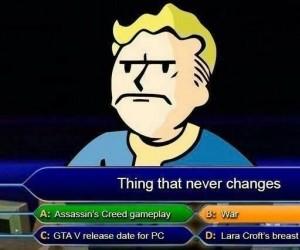 Coś, co nigdy się nie zmienia