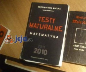 Testy maturalne - Przypadek?
