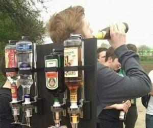 Bar-man