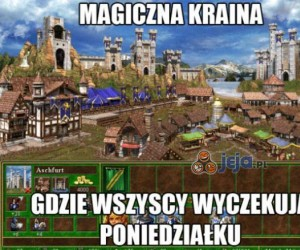 Magiczna kraina