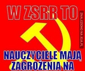 Koniec roku w ZSRR