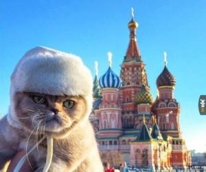 Pozdrowienia z matuszki Rosji
