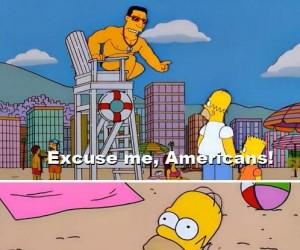 Jak wyobrażam sobie każdego Amerykana