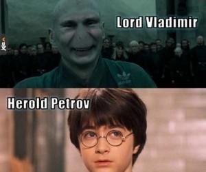 Harry Potter w rosyjskim wydaniu