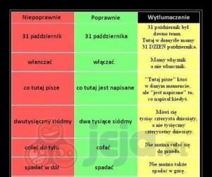 Arcymistrzu języka polskiego