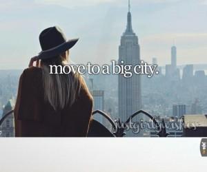 Przenieść się do dużego miasta