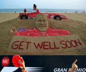 Schumacher, wracaj do zdrowia!
