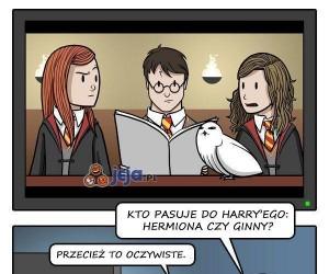 Prawdziwe przeznaczenie Harry'ego
