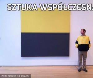 Sztuka współczesna