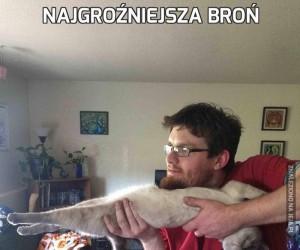 Najgroźniejsza broń