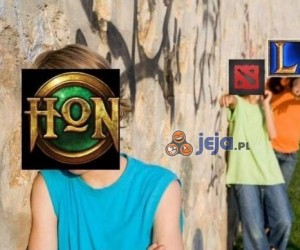 Biedny HoN...