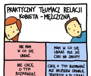 Słownik damsko-męski