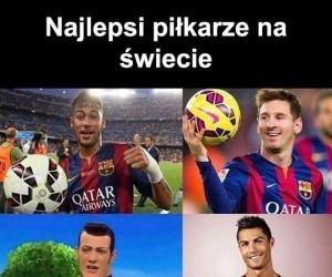 Numer jeden w piłce nożnej