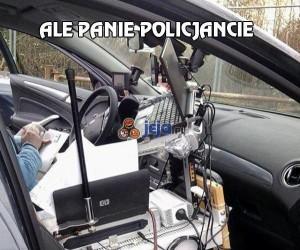 Ale panie policjancie