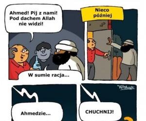 Allah nie widzi!