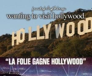 Wizyta w Hollywood
